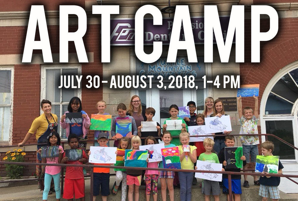 Art Camp 2018