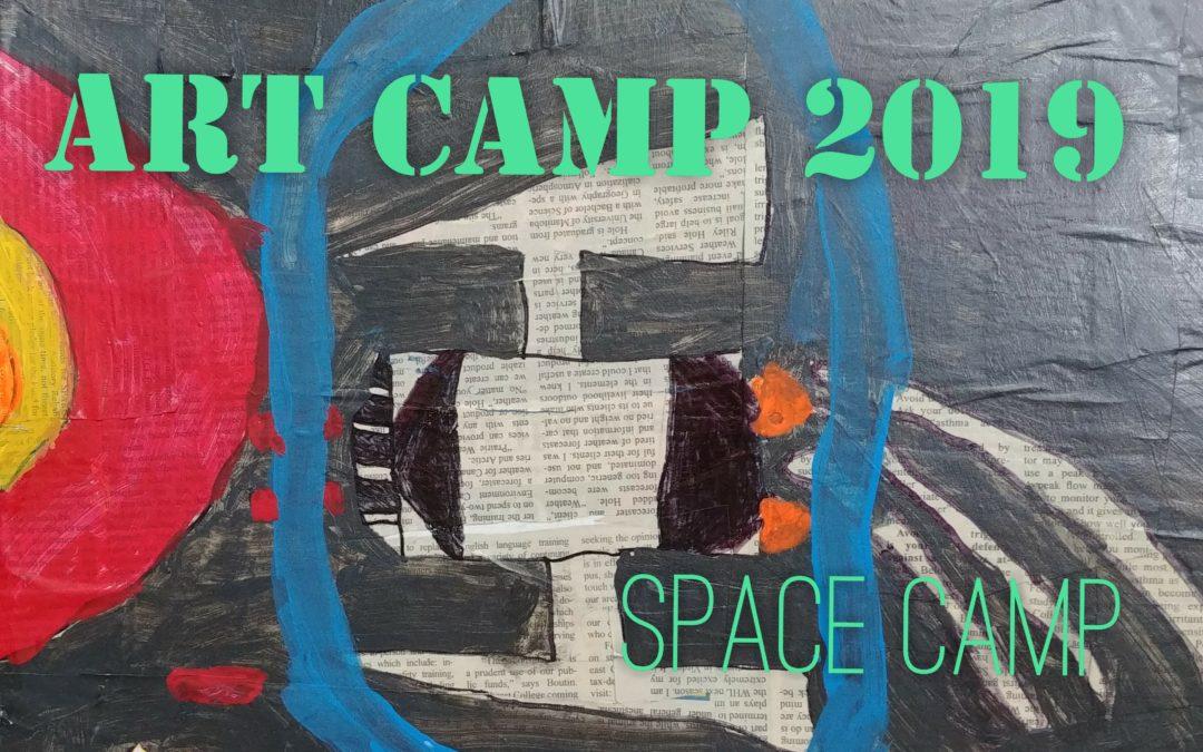 Art Camp: Space