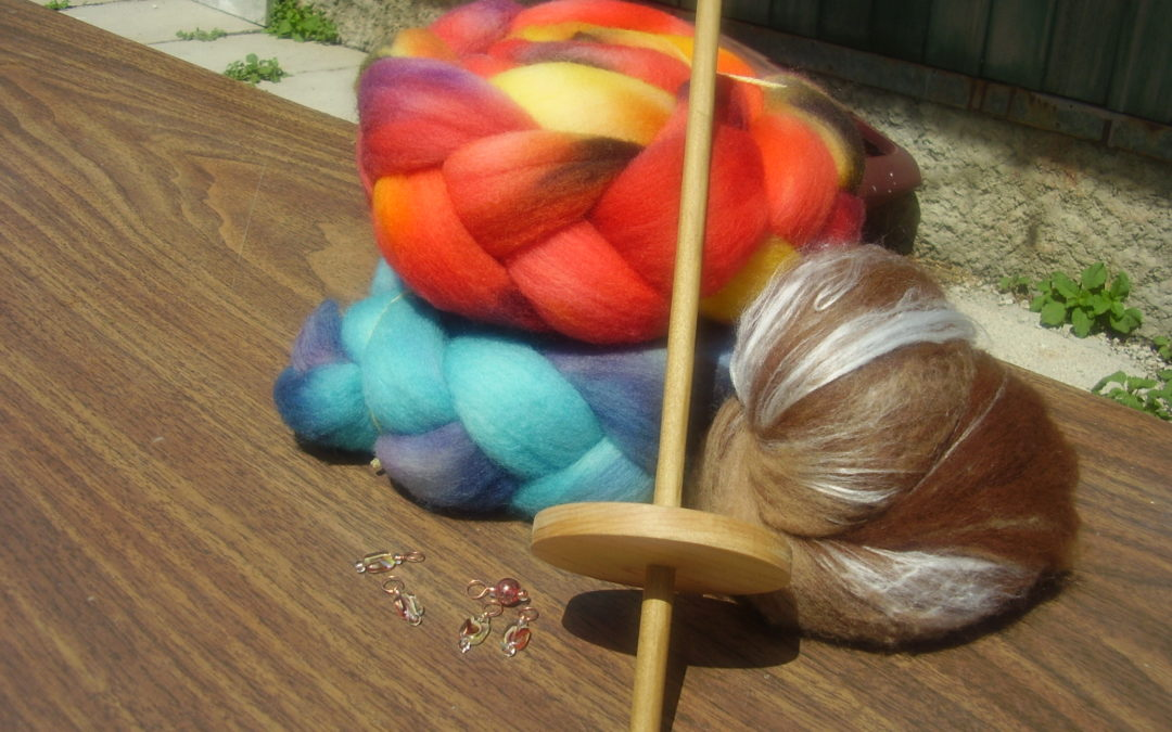Introduction to Hand-Spinning
