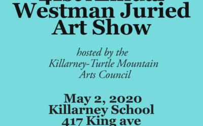 Westman Juried Art Show